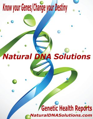 Natural DNA Solutions banner ad