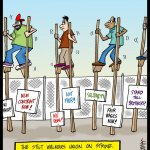 160513-stilt-walkers-strike