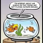 Fish-Kid-Smartphone