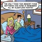 Sleepless-Memory-Foam
