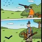 Bird-Symbol-Hunting