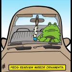 Frog-Rearview