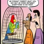 Retweeting-Parrot