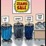 Paint-On-Jeans