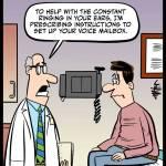Ringing-Prescription