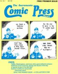 Comic Press News covers, 1991
