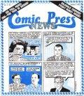 Comic Press News covers, 1992