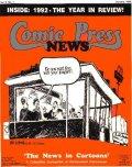 Comic Press News covers, 1993