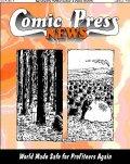 Comic Press News covers, 1996