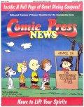 Comic Press News covers, 2000