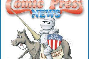 Comic Press News covers, 2004
