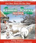 Comic Press News covers, 2005