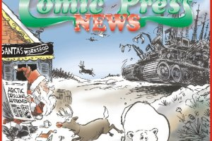 Comic Press News covers, 2005