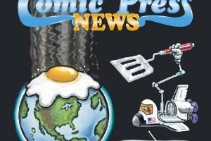 Comic Press News covers, 2006