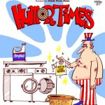 Humor Times covers, 2009