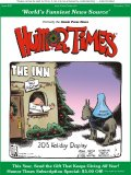 Humor Times covers, 2015
