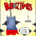 Humor Times cover, January 2016