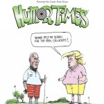 Humor Times cover, Aug.