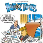 Humor Times cover, June