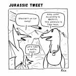 Jurassic Tweet