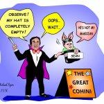 Cohen the Magician
