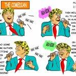 Comedian Donald