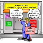 Drapists and Rug Dealers