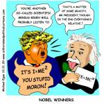 Einstein-and-Trump
