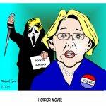 Elizabeth Warren Horror Movie