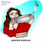 Smoking Bonesaw