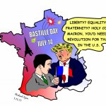 macron-and-trump-bastille-day