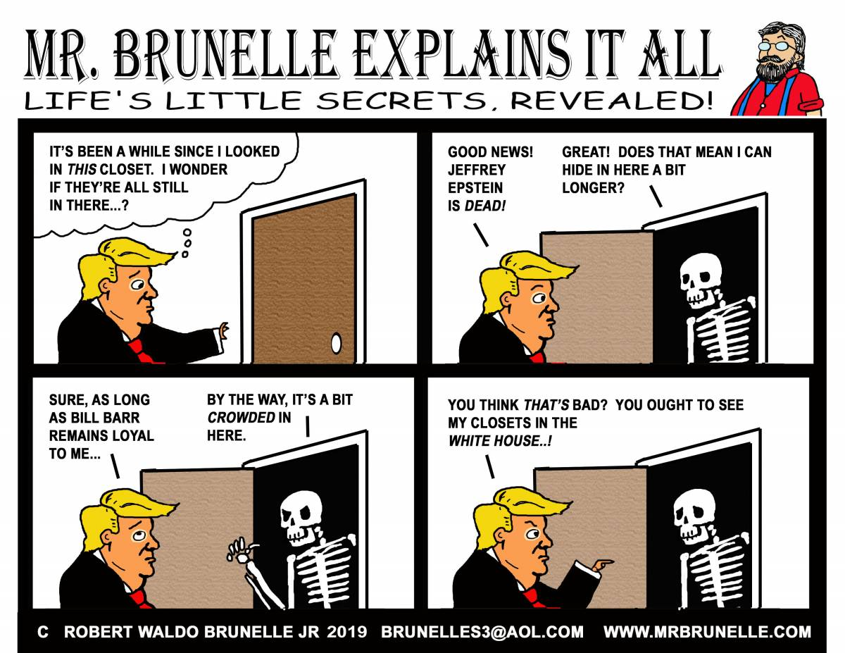 Mr Brunelle Explains It All Humor Times