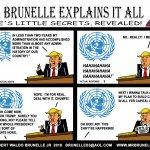 10318 UN laughs at Trump