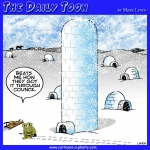 Igloo cartoon