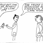 Humor Times, reader cartoon