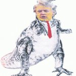 Beware the T-Rump. The T is for TV and the rest speaks for itself. Mike Nez, Phoenix AZ