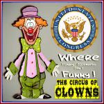 Congress Of Clowns, E.C. Eggers, Azusa, California