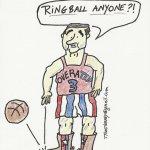 Ted Cruz Arrives in Indiana: Ringball Anyone?!