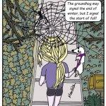 Kelly Wilson Notes from the Sanitarium Title: Fall Prognosticator