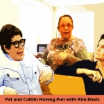 Pat and Caitlin Apply for Marriage License by Hahn Furst