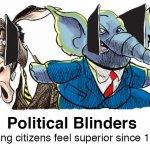 Political Blinders