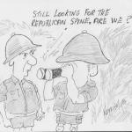 safari looking for republican spine