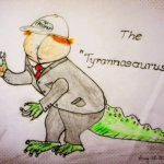 The T-Rump, by M.B., Glendale, CA.