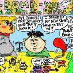 war heads abomb
