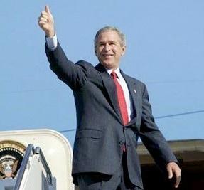 Final Interview: Bush Waxes Nostalgic