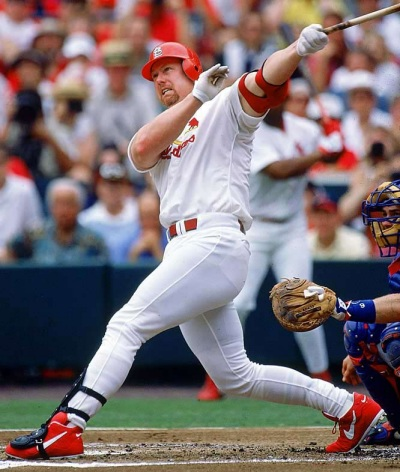 McGwire Admits He Would've Hit More Homers Without Steroids