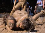 Palin and Bachmann Go Mano-a-Mano in Nude Mud Wrestling Match to Raise Funds for the Republican Takeover
