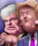 Trump to Host GOP Freak Show Series