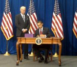 Obama: New Bill Will Protect Freedoms by Restricting Them