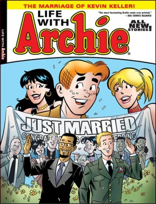 Religious Right Freaks Out, Archie Comics First Gay Characters Marry